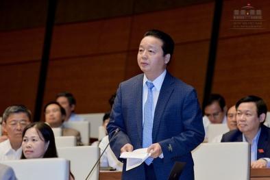 Bộ trưởng Bộ Tài nguyên và Môi trường: Việc xử lý rác thải đang gặp vướng mắc
