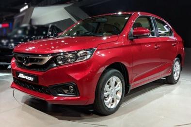 Hơn 9 nghìn người Ấn 'tranh nhau' đổ xô mua chiếc ô tô giá mới189 triệu này của Honda