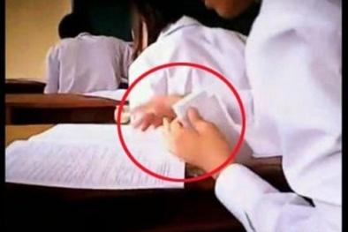 Thủ phạm làm lọt đề thi vào lớp 10 ở Hà Nội là một giáo viên