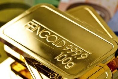 Giá vàng hôm nay 8/6: Vàng tiếp tục duy trì bình ổn và tăng nhẹ phiên cuối tuần