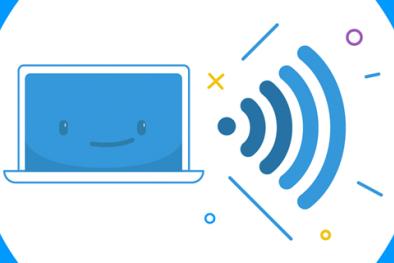 """Thủ thuật biến laptop đang chạy Windows 10 thành """"trạm"""" phát sóng Wifi"""
