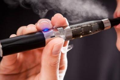 Trong thuốc lá điện tử có chứa 5 chất gây ung thư