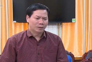 Vụ xét xử BS Lương: Vì sao nguyên giám đốc BVĐK Hòa Bình bất ngờ về nước?