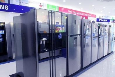 Tủ lạnh sẽ áp dụng tiêu chuẩn hiệu suất năng lượng mới từ 1/7/2018