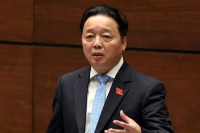 Bộ trưởng Tài nguyên: 'Rác Việt Nam khác thế giới'