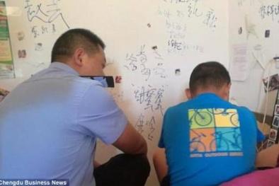 Cậu bé 13 tuổi dàn cảnh tự bắt cóc đòi bố mẹ tiền chuộc để mua điện thoại mới