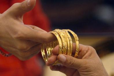 Giá vàng hôm nay 12/6: Vàng trong nước lình xình tăng/giảm nhẹ, thế giới chờ tin FED