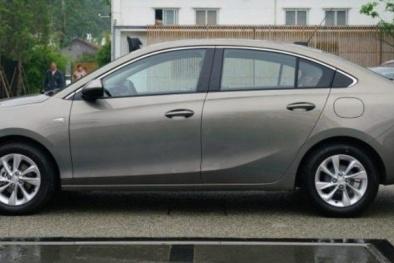Chiếc ô tô sedan Trung Quốc 'đẹp long lanh' giá 315 triệu đồng sắp ra mắt có gì hay?