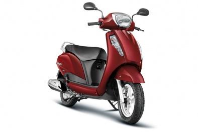Phiên bản CBS của chiếc xe máy tay ga Suzuki mới giá 19,9 triệu có gì hay?