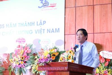 Viện Tiêu chuẩn Chất lượng Việt Nam long trọng kỷ niệm 35 năm thành lập