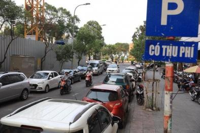 Lý do TP.HCM kiến nghị lùi thời hạn thu phí đậu xe dưới lòng đường đến 1/8
