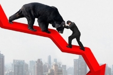 Chứng khoán ngày 18/6: Thanh khoản thấp, Vn - Index giảm hơn 8 điểm