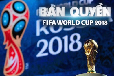 Bộ TT&TT vào cuộc xử lý hành vi vi phạm bản quyền World Cup 2018