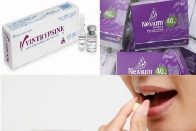 Thuốc kém chất lượng 'bịt mắt' người dân, Bộ Y tế siết chặt quản lý