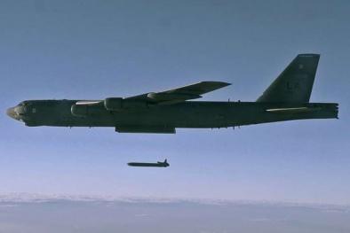 Tên lửa Nga tại Syria 'lép vế' trước vũ khí đặc biệt này của Mỹ?