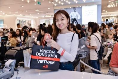 Hơn 1200 cửa hàng khuyến mãi xuyên đêm tại Vincom