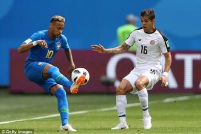 Kết quả bóng đá Brazil vs Costa Rica: 2 bàn thắng phút bù giờ, người hâm mộ vỡ òa cảm xúc