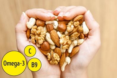 Những thực phẩm là 'thần dược' chống lão hóa cực hiệu quả cho chị em