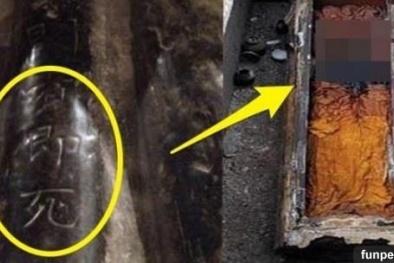 Bí ẩn về ngôi mộ cổ mang lời nguyền 'mở ra liền chết'