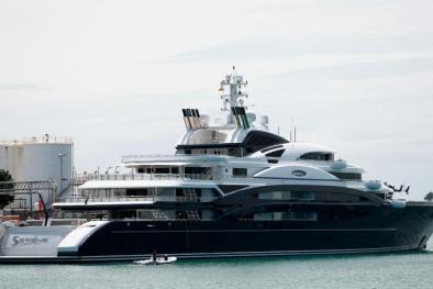 Danh tính 10 đại gia sở hữu du thuyền chục nghìn tỷ đồng đắt nhất thế giới