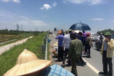 Hai cô gái tử vong trên cầu ở Hưng Yên: Phát hiện một camera có thể ghi rõ sự việc
