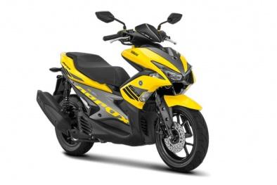 'Phát sốt' chiếc xe tay ga mới 'đẹp long lanh' giá 33 triệu đồng của Yamaha