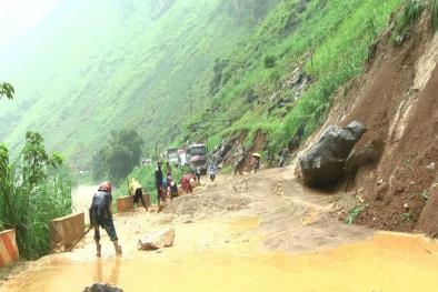 Thủ tướng chỉ đạo khắc phục hậu quả mưa lũ tại các tỉnh miền núi và trung du Bắc Bộ