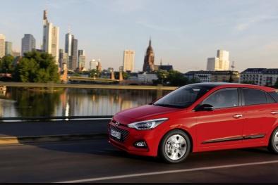 Chiếc ô tô mới 'đẹp long lanh' này của Hyundai vừa trình làng, giá hơn 419 triệu đồng