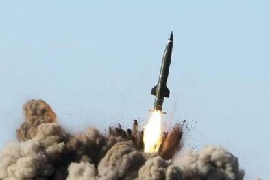 Syria tung vũ khí hủy diệt hàng loạt của Nga ngăn chặn tấn công từ đối phương