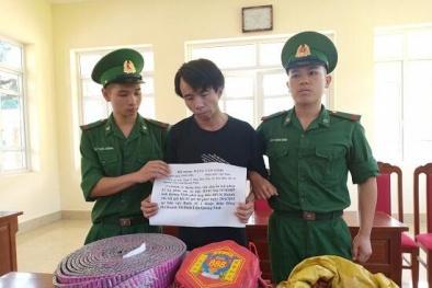 Quảng Ninh: Bắt giữ đối tượng vận chuyển hơn 11kg pháo bán lấy lời