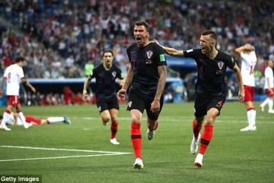 Kết quả bóng đá Croatia vs Đan Mạch, vòng 1/8 World Cup 2018 lúc 1h00 ngày 2/7