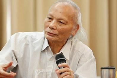 GS Nguyễn Mại: Chuyển biến của 6 tháng đầu năm nay không phải là ngẫu nhiên