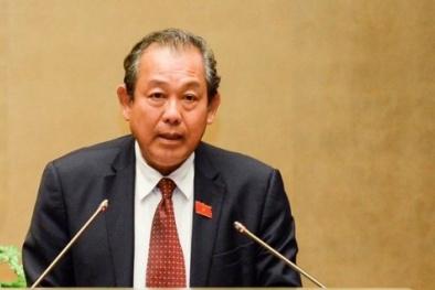 Phó Thủ tướng phê bình Hà Nội, yêu cầu giao trả đất cho dân