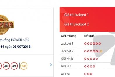 Xổ số Vietlott: Khách hàng may mắn của giải Jackpot 1 Power 6/55 hơn 38 tỷ đồng là ai?