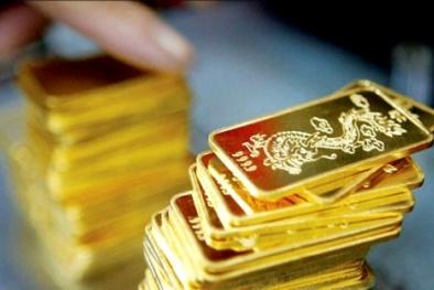 Giá vàng hôm nay: Vàng SJC sắp chạm ngường 37 triệu đồng phiên cuối tuần