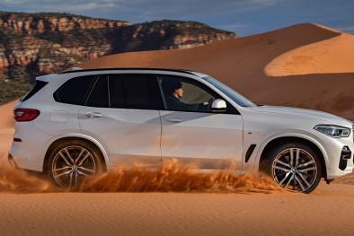 BMW X5 2019 trở thành đối thủ 'đáng gờm' của Mercedes Benz nhờ công nghệ này