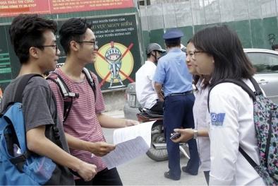 Cập nhật liên tục điểm thi THPT quốc gia 2018 và link tra cứu điểm thi nhanh nhất