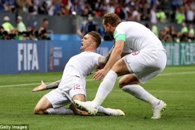 Kết quả bóng đá World Cup 2018 Anh vs Croatia: Người hùng phút 109