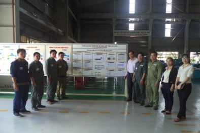 THACO Interior: Nâng cao năng suất từ áp dụng hệ thống quản lý chất lượng tích hợp