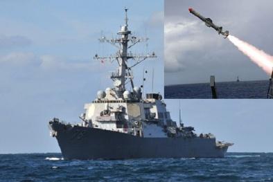 Vũ khí 'kiếm sĩ' khét tiếng của Mỹ 'làm mưa làm gió' ở Syria
