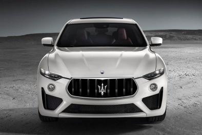 Maserati Levante GTS V8 mới ra mắt trở thành đối thủ 'nặng ký' của BMW X5 M