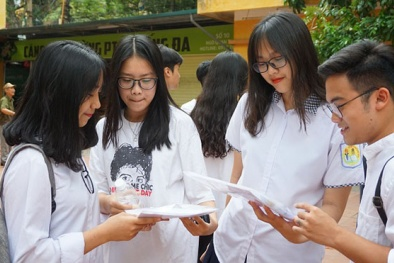 Bộ GD&ĐT đến Hà Giang phối hợp điều tra vụ điểm thi 'cao bất thường'