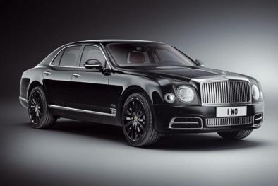 Bentley mừng sinh nhật 100 năm bằng phiên bản Mulsanne W.O Edition siêu sang