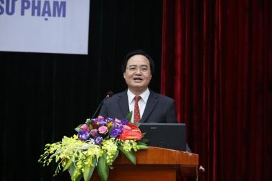 Bộ trưởng GD&ĐT lên tiếng về quan điểm xử lý phản ánh điểm thi bất thường