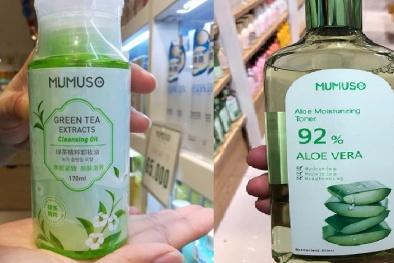 Mumuso bán hàng Tàu 'đội lốt' Hàn: Khách hàng có quyền khởi kiện, đòi bồi thường