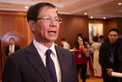 Ông Phan Văn Vĩnh khai gì về chiếc đồng hồ Rolex trị giá 7.000 USD?