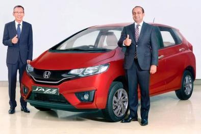 Ô tô 'đẹp long lanh' của Honda trình làng bản nâng cấp mới, giá từ 246 triệu đồng
