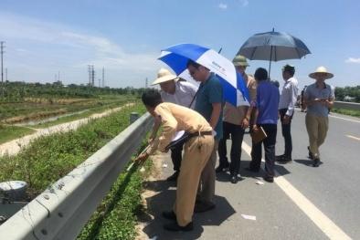 Nguyên nhân chính thức vụ hai cô gái tử vong trên cầu ở Hưng Yên