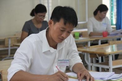 Thông tin mới nhất về kết quả chấm thẩm định điểm thi cao bất thường ở Hòa Bình