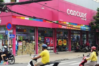 Hàng trăm cửa hàng mẹ và bé nghi bán hàng không rõ nguồn gốc xuất xứ